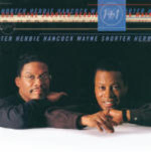 1+1 HERBIE HANCOCK+WAYNE SHORTER (CD)
