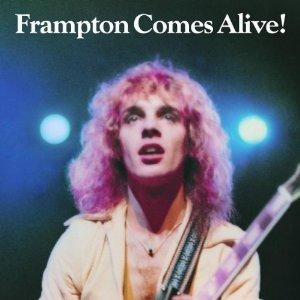 PETER FRAMPTON - COMES ALIVE (CD)