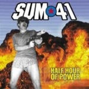 SUM 41 - HALF HOUR OF POWER (CD)