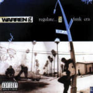 REGULATE..G FUNK ERA (CD)