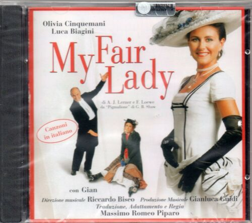 MY FAIR LADY (TEATRO) (CD)