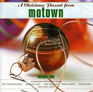 A CHRISTMAS PRESENT FROM MOTOWN VOLUME TWO (CD)