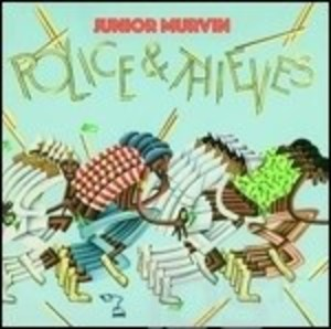 JUNIOR MURVIN - POLICE & THIEVES (CD)