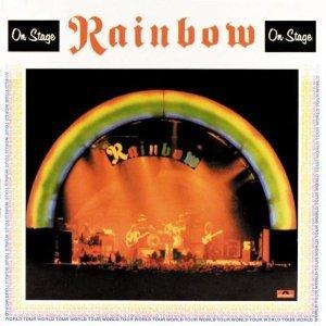 RAINBOW - ON STAGE -RMX (CD)