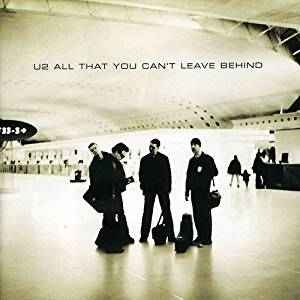 U2 - ALL THAT YOU CAN'T LEAVE BEHIND (CD)