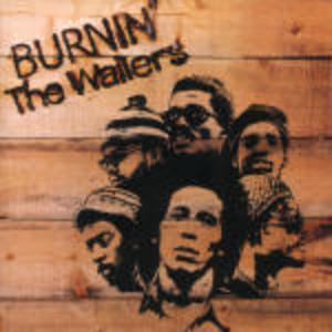 BOB MARLEY - BURNIN' (CD)