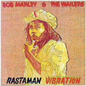 BOB MARLEY - RASTAMAN VIBRATION RMX (CD)