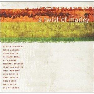 A TWIST OF MARLEY A TRIBUTE (CD)