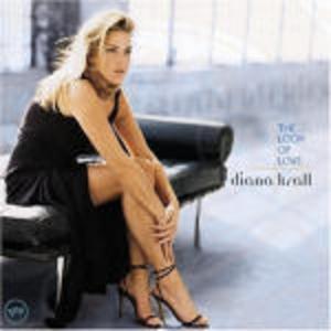DIANA KRALL - THE LOOK OF LOVE (CD)