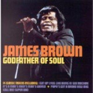 JAMES BROWN - GOD FATHER OF SOUL (CD)