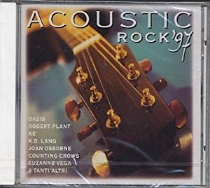 COUSTIC ROCK '97 (CD)