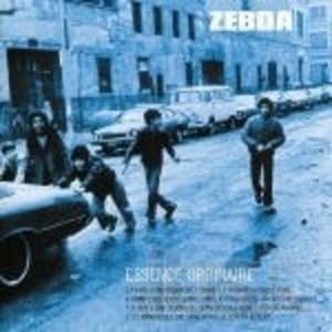 ZEBDA - ESSENCE ORDINAIRE (CD)