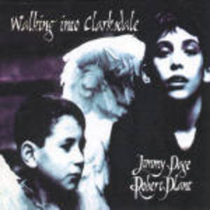 JIMMY PAGE - WALKING INTO CLARKSDALE (CD)