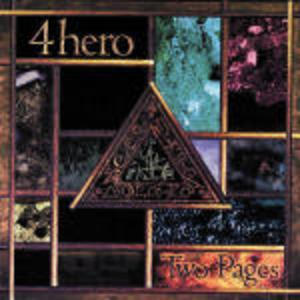 4 HERO - TWO PAGES (CD)