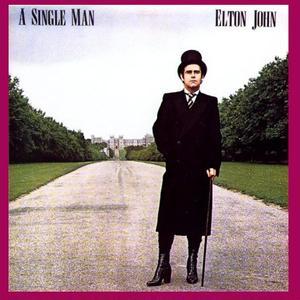 ELTON JOHN - A SINGLE MAN RMX (CD)
