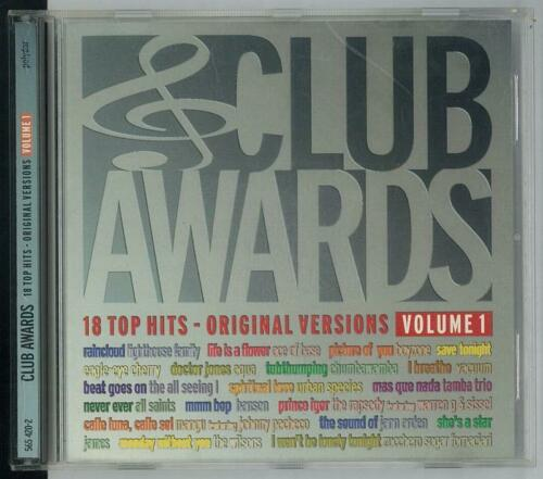 CLUB AWARDS (CD)