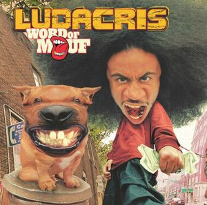 LUDACRIS - WORD OF MOUF (CD)