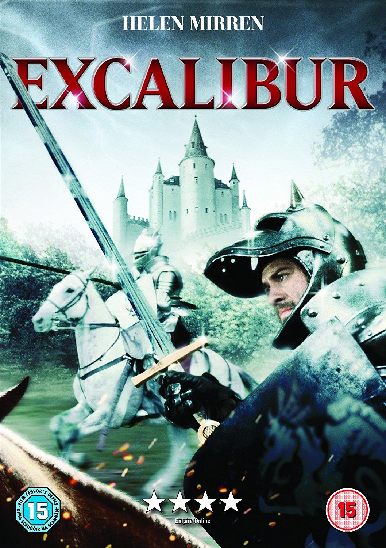 EXCALIBUR [EDIZIONE: REGNO UNITO] [ITA] (DVD)
