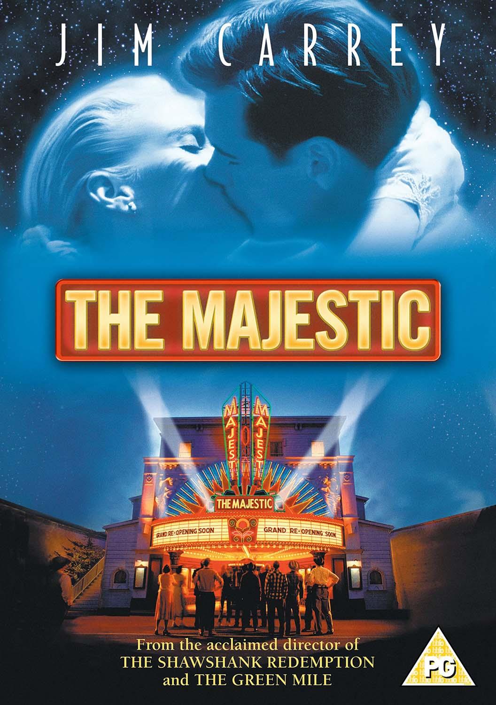 THE MAJESTIC (IMPORT) AUDIO ITALIANO (DVD)