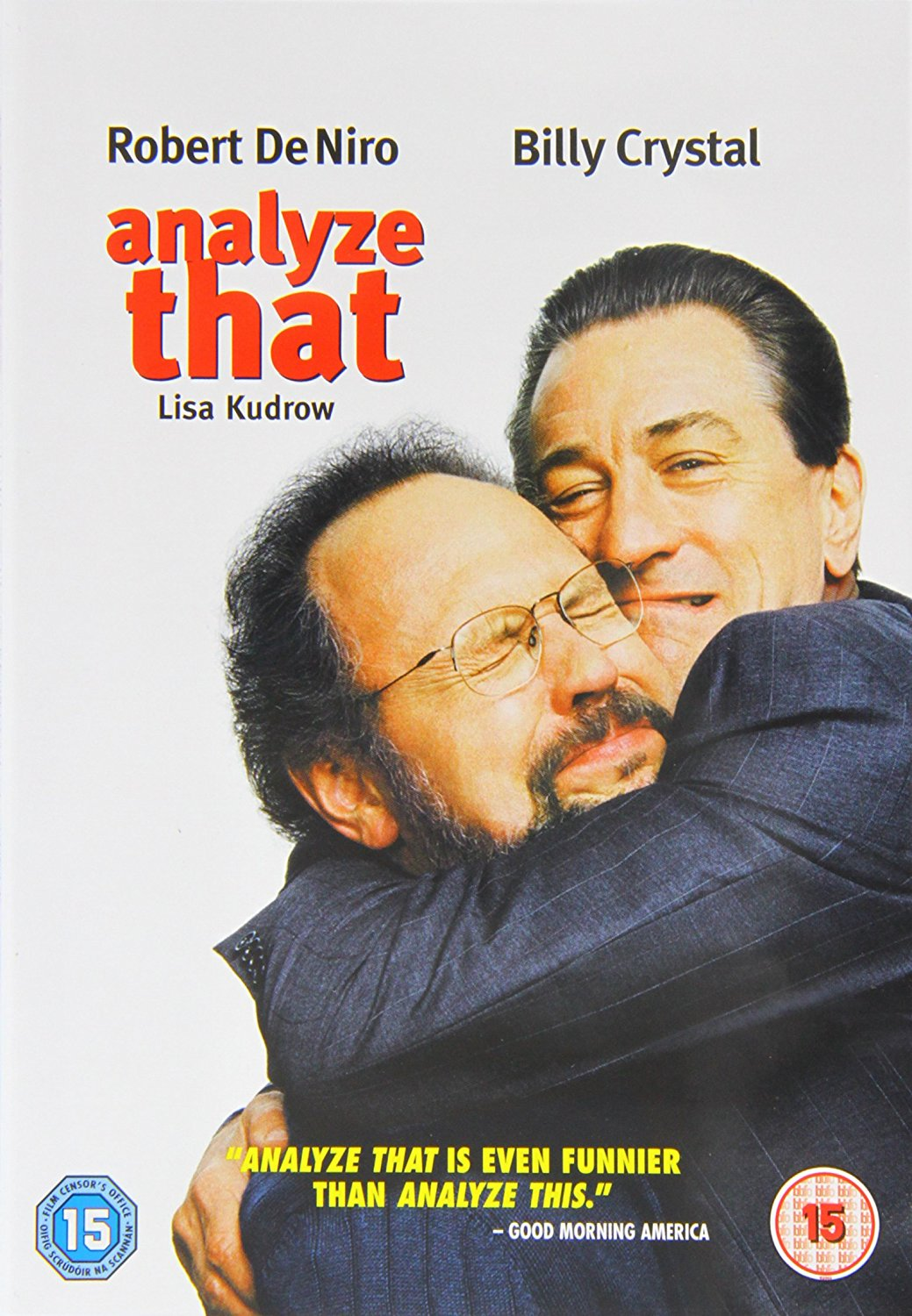 ANALYZE THAT/UN BOSS SOTTO STRESS[EDIZIONE: REGNO UNITO] [ITA] (