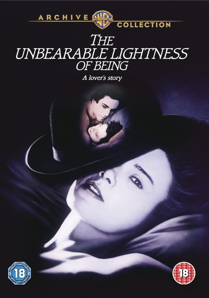 UNBEARABLE LIGHTNESS OF BEING [EDIZIONE: REGNO UNITO] (DVD)