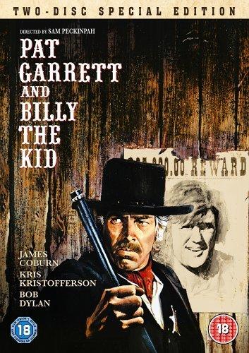 PAT GARRETT AND BILLY THE KID [EDIZIONE: REGNO UNITO] (DVD)