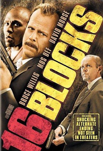 16 BLOCKS [EDIZIONE: REGNO UNITO] (DVD)