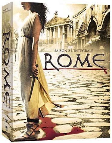 COF.ROME , SAISON 2 (5DVD) (DVD)