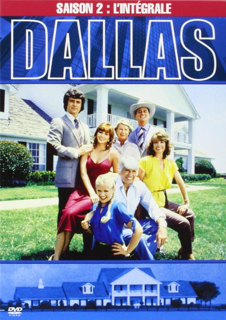 COF.DALLAS ST.2 (4 DVD) - AUDIO FRANCESE- USATO DVD (DVD)