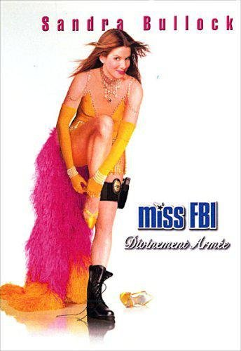 MISS FBI : DIVINEMENT ARME'E (DVD)
