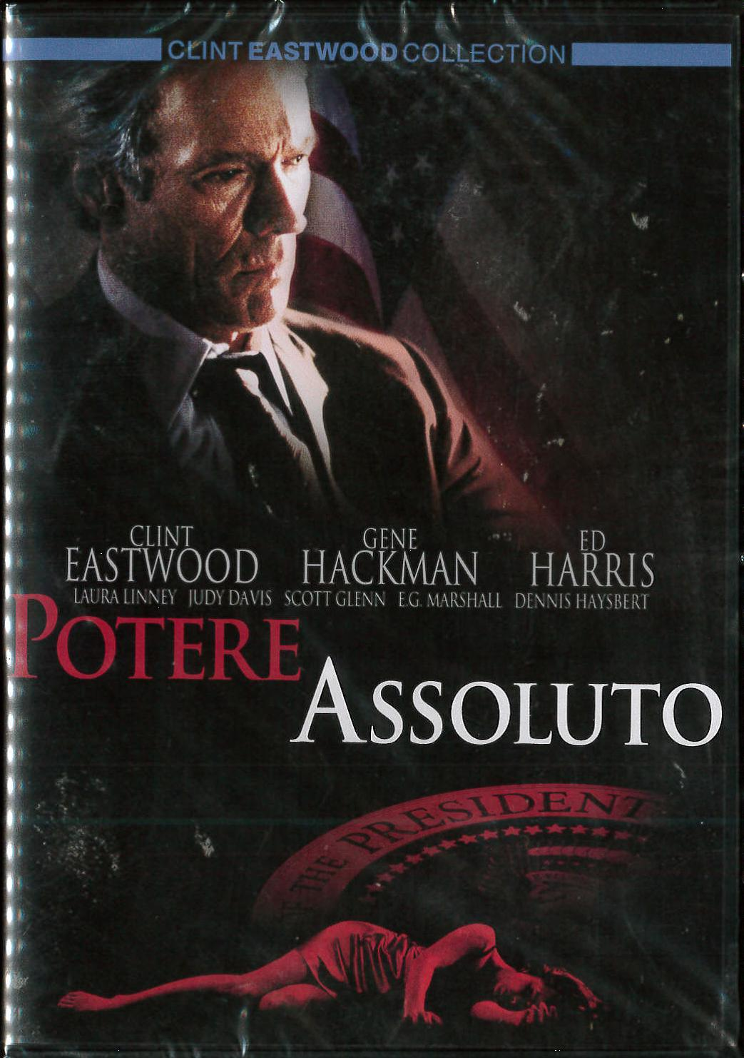 POTERE ASSOLUTO (DVD)