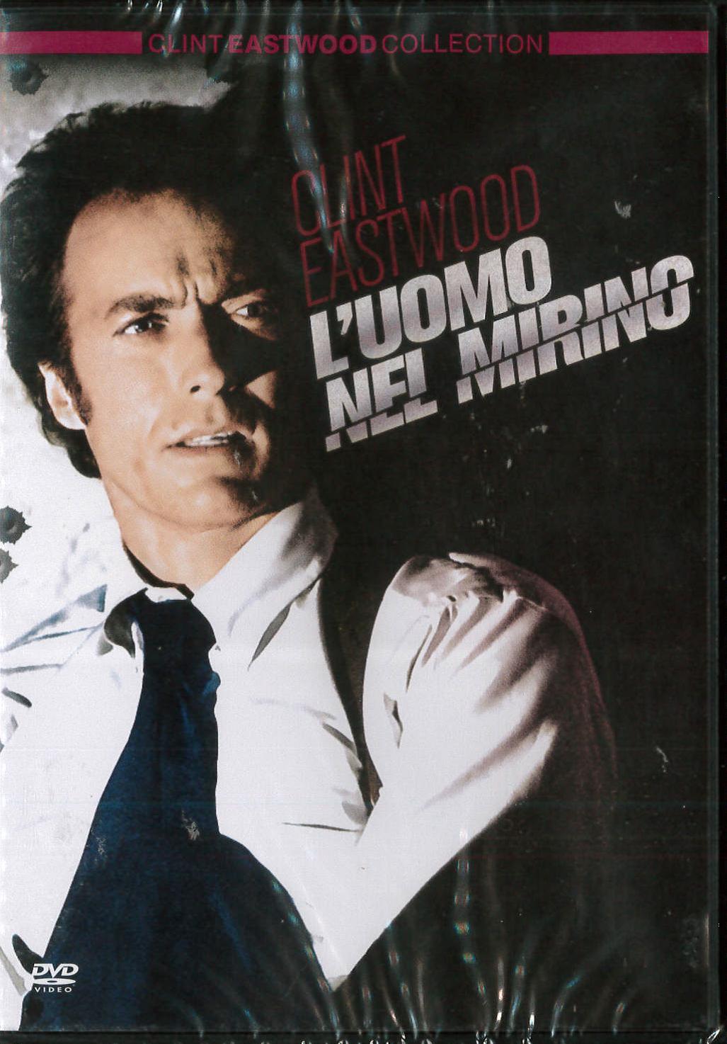 L'UOMO NEL MIRINO (DVD)