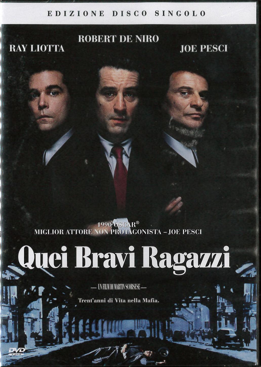 QUEI BRAVI RAGAZZI (DVD)