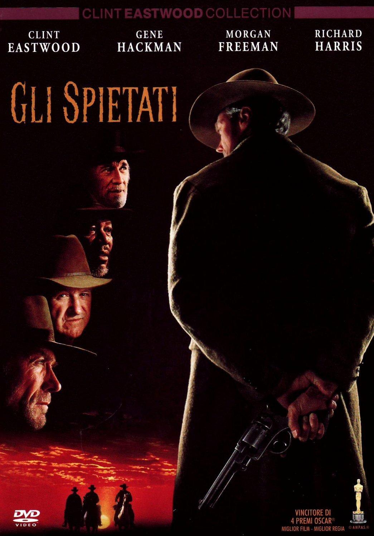 GLI SPIETATI (DVD)