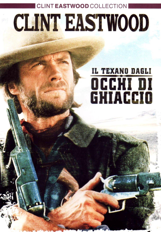 IL TEXANO DAGLI OCCHI DI GHIACCIO (DVD)