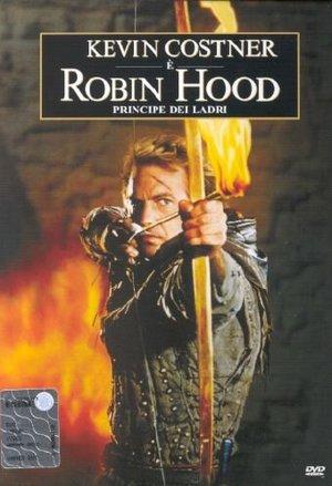 ROBIN HOOD PRINCIPE DEI LADRI (DVD)