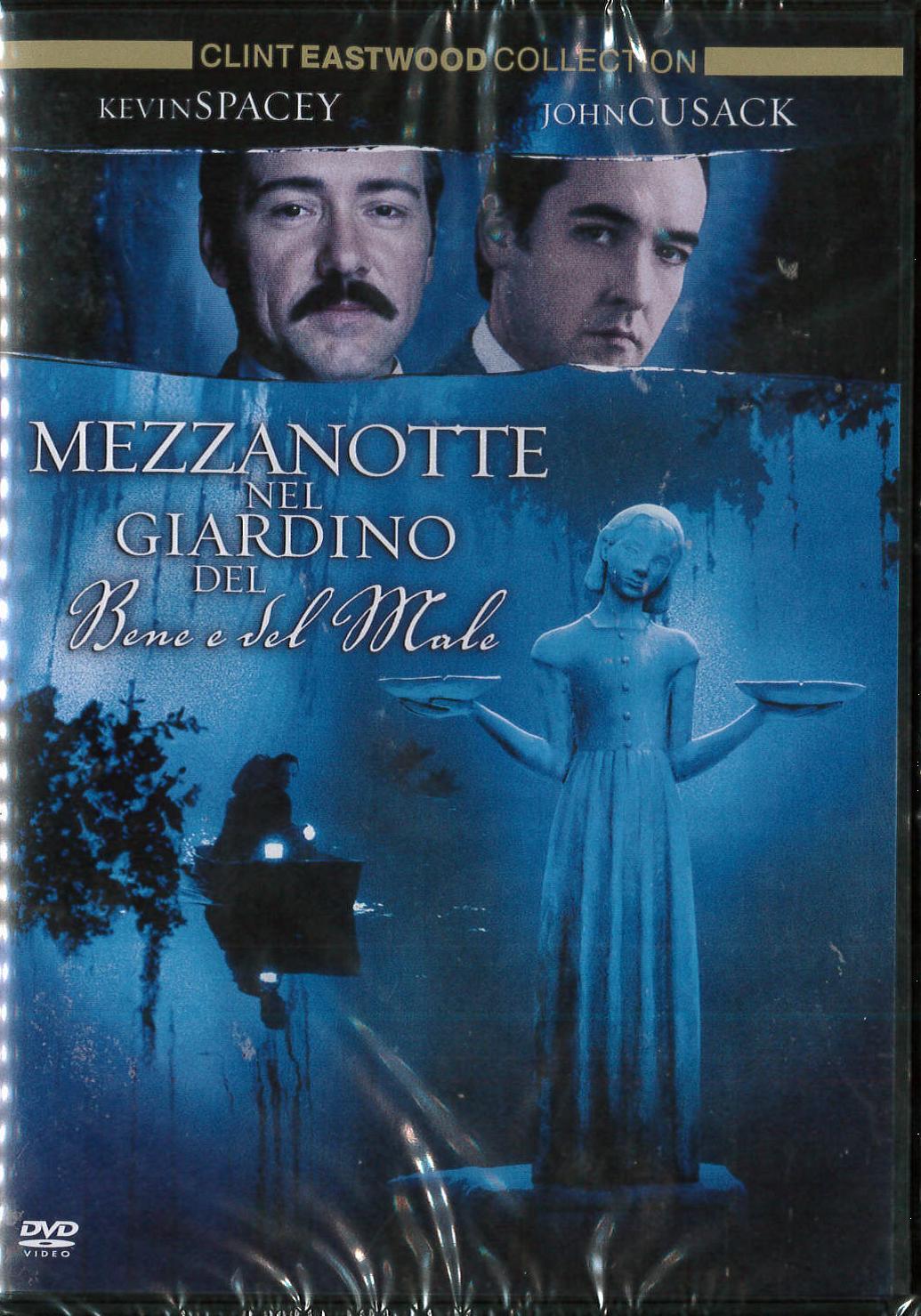 MEZZANOTTE NEL GIARDINO DEL BENE E DEL MALE (DVD)
