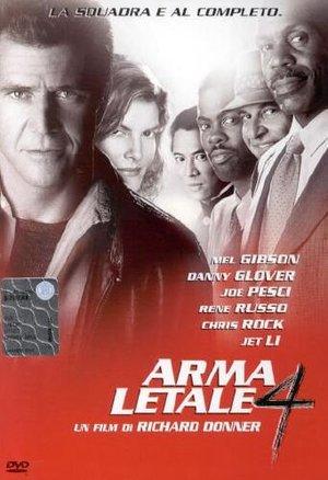 ARMA LETALE 4 (DVD)