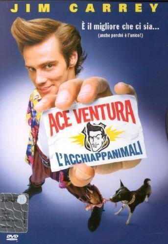 ACE VENTURA L'ACCHIAPPANIMALI (DVD)