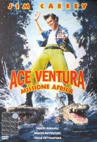 ACE VENTURA MISSIONE AFRICA (DVD)