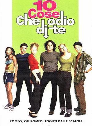 10 COSE CHE ODIO DI TE (DVD)