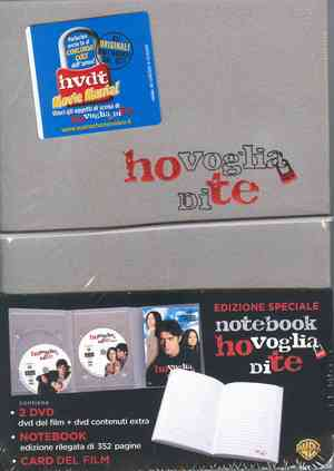 COF.HO VOGLIA DI TE (LTD) (2 DVD + DIARIO) (DVD)