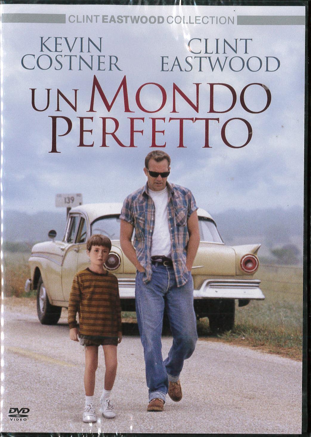 UN MONDO PERFETTO (DVD)