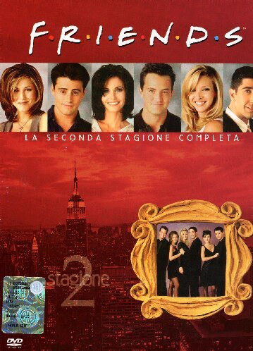 COF.FRIENDS STAG.02 - (4DVD) (DVD)