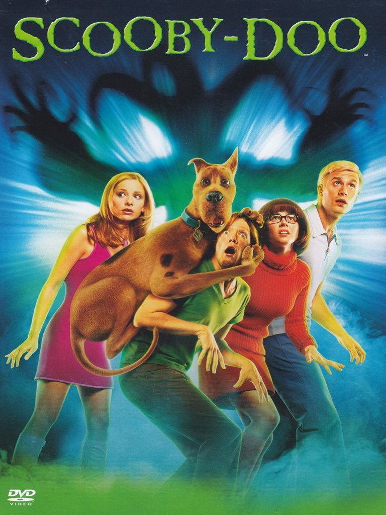 SCOOBY DOO FILM (DVD)