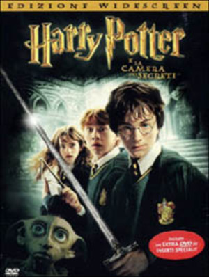 HARRY POTTER E LA CAMERA DEI SEGRETI - (SE) (2DVD) (DVD)