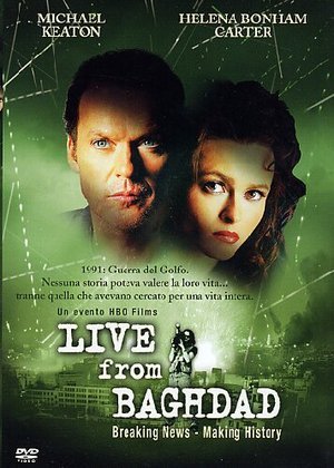 LIVE FROM BAGHDAD (DVD)