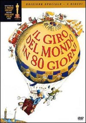 IL GIRO DEL MONDO IN 80 GIORNI - (SE) (2 DVD) (DVD)
