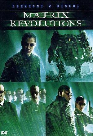 MATRIX REVOLUTIONS - (SE) (2 DVD) (DVD)