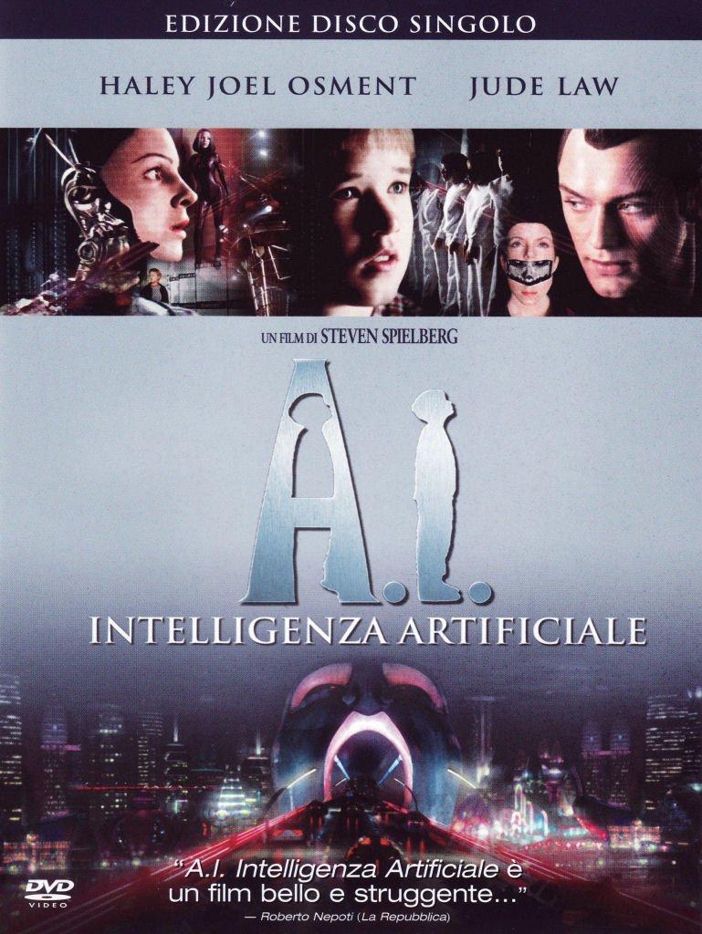 A.I. - INTELLIGENZA ARTIFICIALE (DVD)
